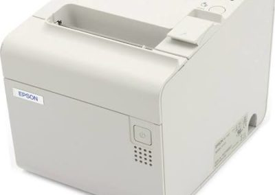 Receipt Printer – Epson TM-T88IV or TM-T88V