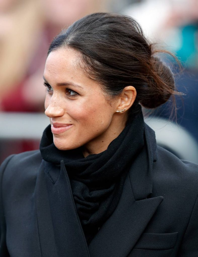 megan markle hair
