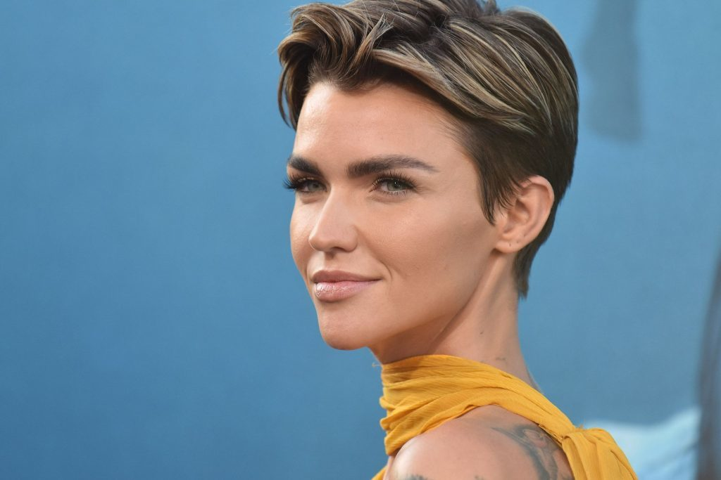 Ruby Rose 2019 trends